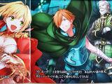 Saber (Fate/EXTRA, Servant sélectionnable)