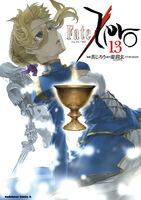 Fate Zero Manga Cover Vol 13