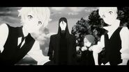 Lord El-Melloi II's Case Files Rail Zeppelin Grace note - Character Trailer Svin and Flat