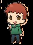 Fatezero Cafe Shirou