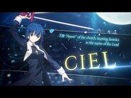 -Ciel- Battle Preview