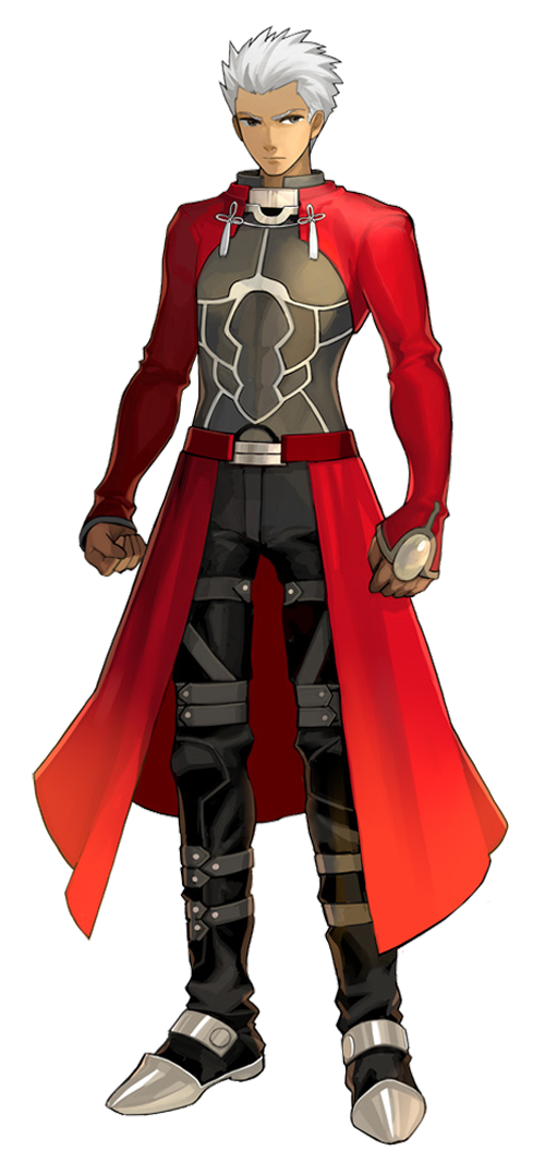 Playable Archer (Fate/EXTRA)