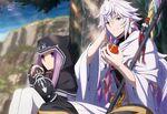 Medusa (Lancer) and Merlin