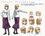 Arcueid Carnival Phantasm character Sheet