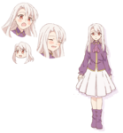 Illya Character Sheet Emiya-san