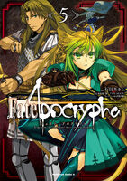 Fate Apocrypha Manga Volume 5