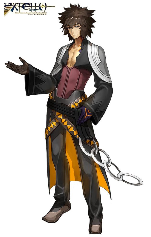 Кастер (Fate/Extella)