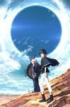 FGO Babylonia Anime Visual 1