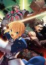Fate Zero third novel