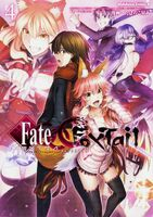 Fate Extra CCC Fox Tail Vol 4
