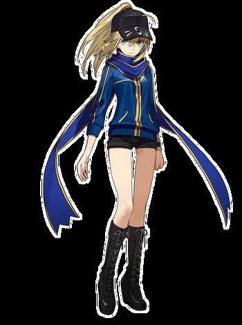 Mysterious Heroine