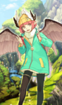 Heroic Spirit Traveling Outfit Caster of Okeanos
