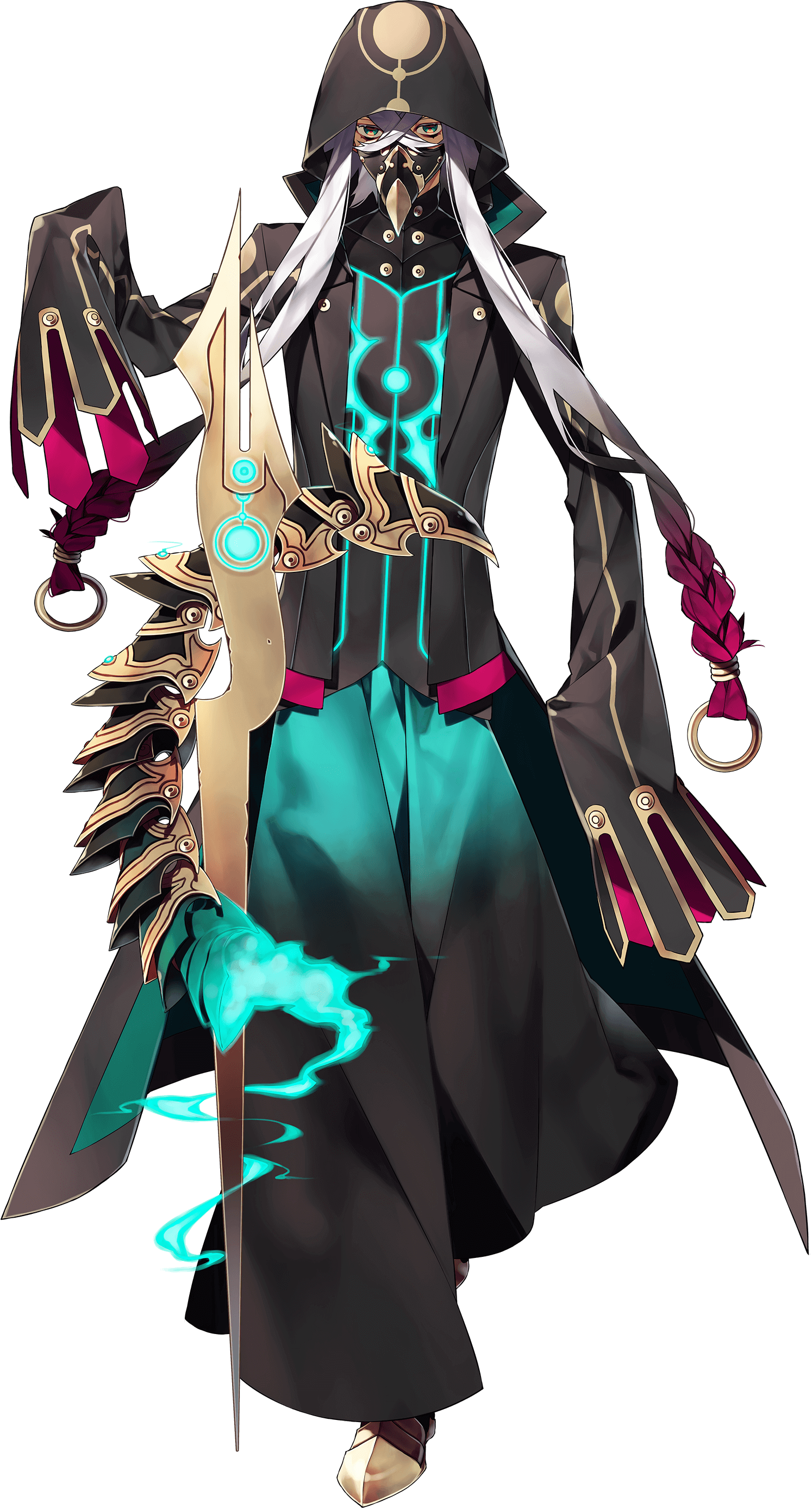 Caster (Fate/Grand Order - Asclepius)