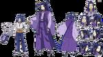 Assassin Carnival Phantasm character sheet