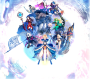 FGO Arcade Visual 2