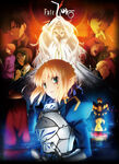Fate zero bluray 2nd season