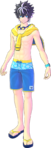 Fate Extella Link DLC Character Costume 02