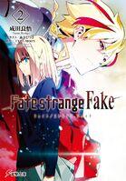 Fate strange fake novel Vol 2