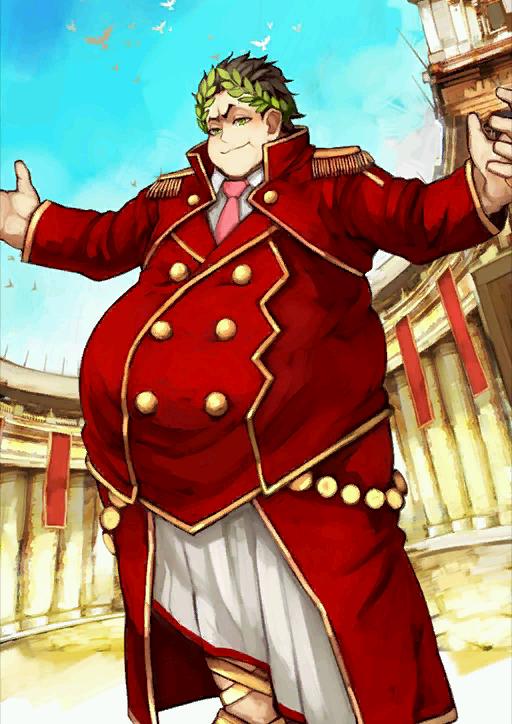 Сэйбер (Fate/Grand Order - Гай Юлий Цезарь)