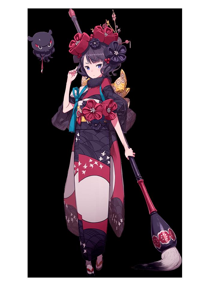 Foreigner (Fate/Grand Order - Hokusai)