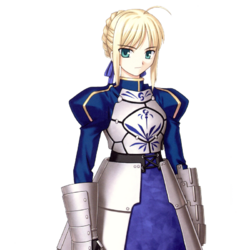 Artoria Pendragon (Saber)