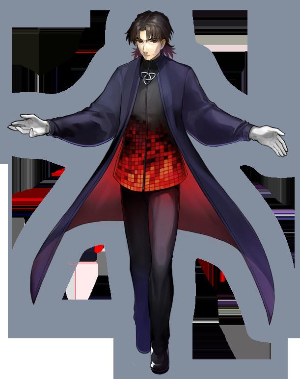 Kotomine Kirei (Fate/EXTRA)