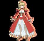 Grand Carnival character sheet Nero