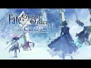 『Fate-Grand Order Arcade』PV