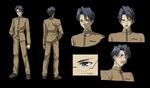 Issei studio deen character sheet