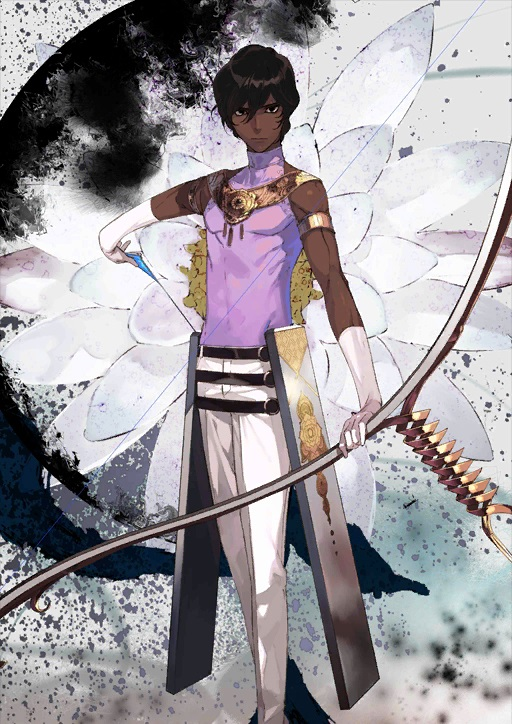 Archer (Fate/Grand Order - Arjuna)