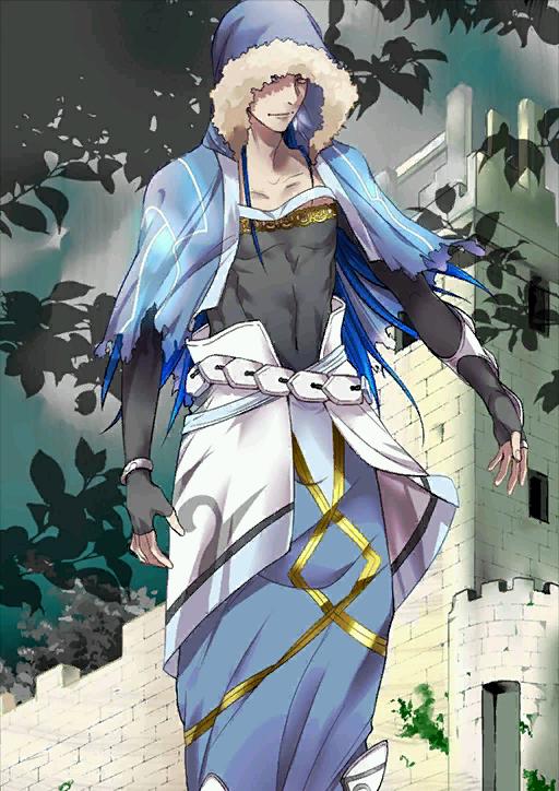 Caster (Fate/Grand Order - Cú Chulainn)