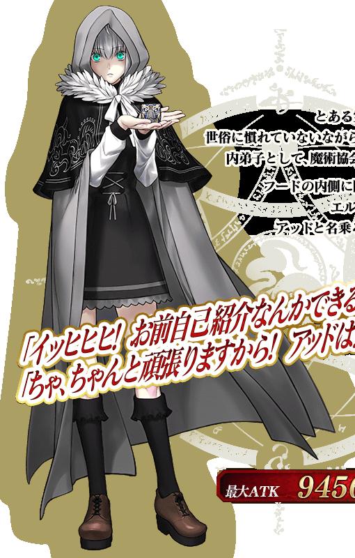 Ассасин (Fate/Grand Order - Грэй)