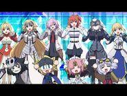 OVA「Fate-Grand Carnival」OPアニメーション - 1st Season Blu-ray&DVD 6