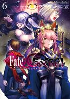 Fate Extra CCC Fox Tail Vol 6