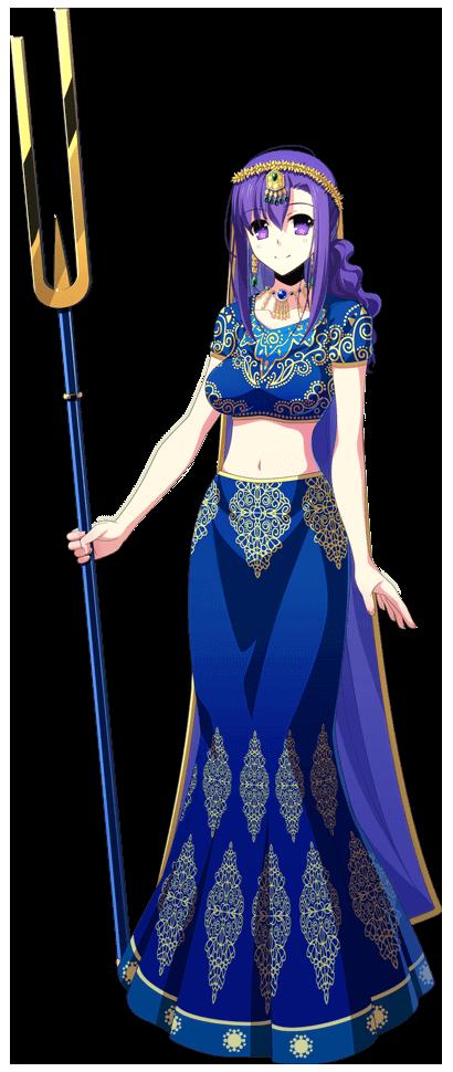 Lancer (Fate/Grand Order - Parvati)