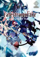 Fate strange fake manga Vol 4