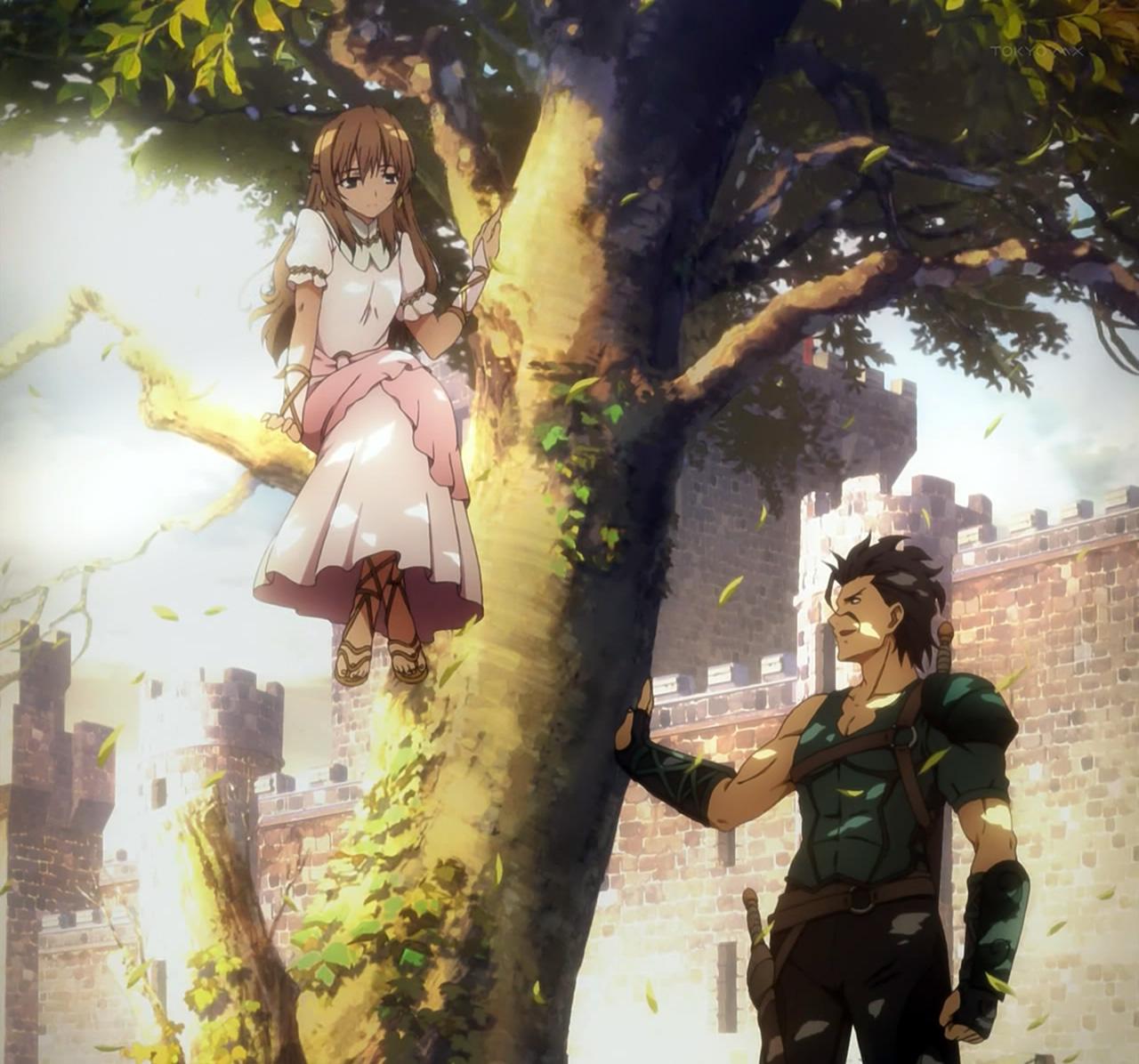 Сэйбер (Fate/Grand Order - Диармайд)