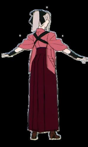 Instructor Iri (Rear)