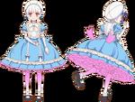 Alice Studio SHAFT FateExtra Last Encore Character Sheet