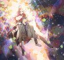 Shinji and Rider LE ending