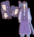 Assassin Character Sheet Emiya-san