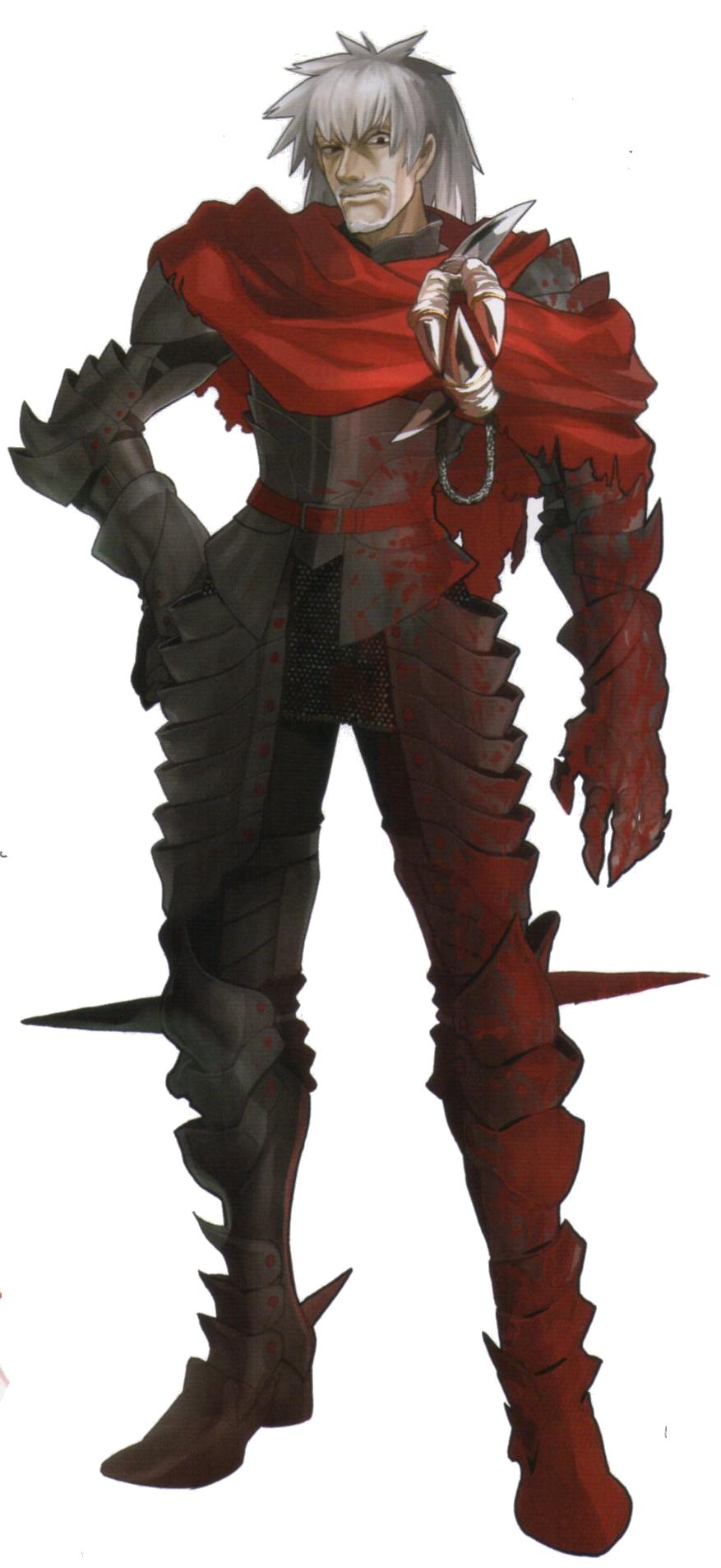 Lancer (Fate/EXTRA, route de Rin)