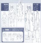 Roa Lunar Legend Tsukihime Character Sheet