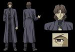 Kirei studio deen character sheet