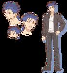 Lancer Character Sheet Emiya-san