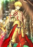 Gilgamesh 3 FGO