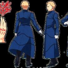 Kayneth ufotable Fate Zero Character Sheet1.png