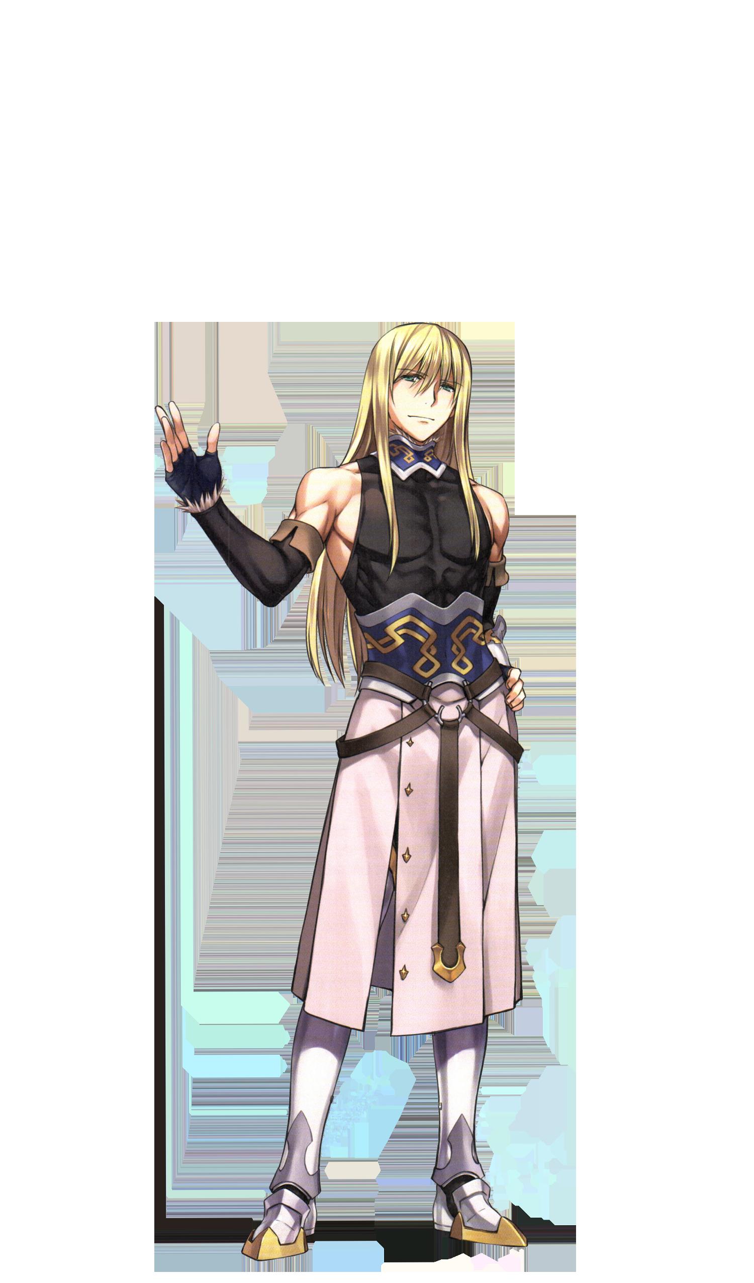 Lancer (Fate/Grand Order - Fionn)