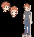 Young Shirou Character Sheet Emiya-san