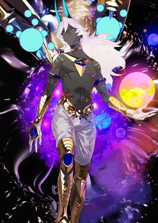 Berserker (Fate/Grand Order - Arjuna Alter)